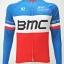 เสื้อปั่นจักรยานแขนยาวโปรทีม : SP161010