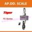 เครื่องชั่งดิจิตอล เครื่องชั่งแขวน 20ตัน ความละเอียด 10kg พร้อมรีโมทคอลโทรล รุ่น TIGER -TCB-01 thumbnail 1