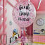 Pink Confetti 24-inch Balloon (with Helium)