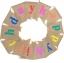 Colorful HAPPY BIRTHDAY Flag (Sackcloth)