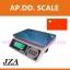 ตาชั่งดิจิตอล เครื่องชั่งดิจิตอล ตาชั่ง JZA Electronic-weighing scale เครื่องชั่ง 3.0kg ความละเอียด 0.1g มีแบตเตอรี่ชาร์ทได้ยี่ห้อ JZA รุ่น JZA LCD-3kg/0.1g thumbnail 1