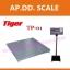 เครื่องชั่งดิจิตอล1000kg ความละเอียด0.1kgTP-1212-1000 ยี่ห้อTigerรุ่น TP–01 (ผ่านตรวจ สอบถามเพิ่มเติม) thumbnail 1