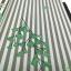 วอลเปเปอร์ติดผนัง ราคาถูก ลายทางดอกไม้สีเขียว thumbnail 2