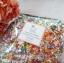 Rainbow Metallic Confetti
