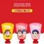Holika Holika x Peko Chan Sherbet Hand Cream 30 ml. #Peach thumbnail 3