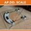 เครื่องชั่งน้ำหนักคนเเบบกระจกนิรภัย จอ LCD ระบบดิจิตอล Personal scale รุ่น2005D thumbnail 2