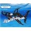 ASOBLOCK 402S ตัวต่ออโซบล็อค ชุด 402S ชุดปลาฉลามยักษ์ thumbnail 2