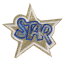 M0044 STAR 8.5x8cm