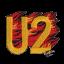 Custom Cool U2 Letter